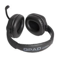 QPAD headset: GH-10 - Zwart