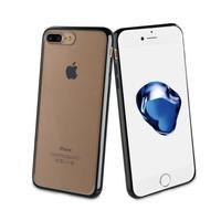 Muvit mobile phone case: Bump Case, Apple iPhone 7 Plus, Black - Zwart