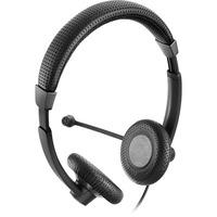 Sennheiser headset: SC 70 USB CTRL BLACK - Zwart