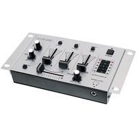 König DJ controller: 3-channel DJ mixer