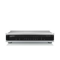 Lancom Systems wireless router: 1783VAW - Zwart, Grijs