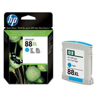 HP inktcartridge: 88XL originele high-capacity cyaan inktcartridge
