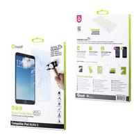 Muvit screen protector: Tempered glass 0.33mm iPad Air/Air 2