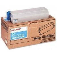 Sharp toner: Toner Cyan, Standard Capacity, 1-pack - Cyaan