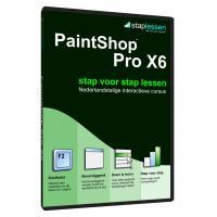 Staplessen PaintShop Pro X6 (16) - Nederlands