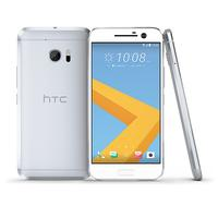 HTC smartphone: 10 - 32GB 4G 5.2'' - Glacier Silver - Zilver, Wit