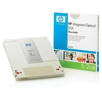Hewlett Packard Enterprise optische schijf: HP 5.2 GB Rewritable MO Disk 2048 bps