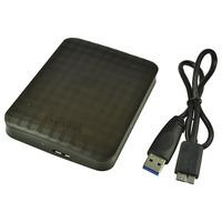 2-Power HDD7002A Externe harde schijf - Zwart