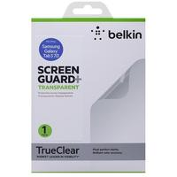 Belkin screen protector: Galaxy Tab 3 7'' ScreenGuard Transparent - Transparant