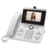 Cisco IP telefoon: IP PHONE 8845 - Wit