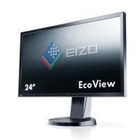 EIZO monitor: FlexScan EV2416WFS3 - Zwart