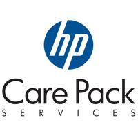 Hewlett Packard Enterprise garantie: 1Y, PW, 6h, 24 x 7, P4500 SAN PC SVC