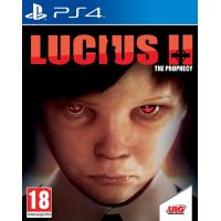UIG Entertainment game: Lucius 2: The Prophecy  PS4