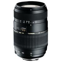 Tamron AF 70-300mm F/4-5.6 Di LD MACRO 1:2 Camera lens - Zwart