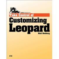 TidBITS Publishing algemene utilitie: TidBITS Publishing, Inc. Take Control of Customizing Leopard - eBook (EPUB)