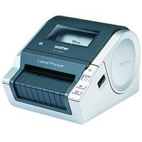 Brother labelprinter: QL-1060N - Labelprinter voor DK labels en tapes van 12 tot 102 mm - netwerkklaar - 300 dpi  - .....