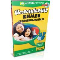 Eurotalk Woordentrainer Khmer ( Cambodjaans ) - Multimedia Flashcards