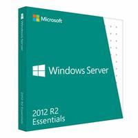 Hewlett Packard Enterprise Besturingssysteem: Microsoft Windows Server 2012 R2 Essentials