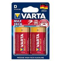 Varta batterij: MAX TECH D