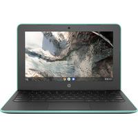 """HP Chromebook 11 G7 EE 11,6"""" Celeron N4100 4GB RAM 32GB eMMC Touch Laptop - Groen, Grijs"""