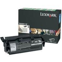 Lexmark toner: T65x 25K retourprogramma printcartridge - Zwart