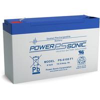 Power-Sonic PS-6100VDS UPS batterij - Blauw, Grijs