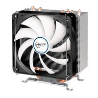 ARCTIC Hardware koeling: Freezer A32 CPU Cooler with 120mm fan - Multi kleuren