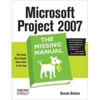 O'Reilly product: Microsoft Project 2007: The Missing Manual - EPUB formaat