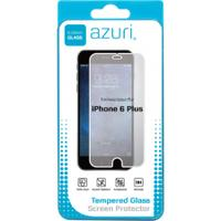 Azuri screen protector: Screen protector Tempered Glass voor Apple iPhone 6 - 5.5""