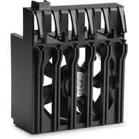 HP Z4 G4 ventilator en frontkaartgeleiderkit Computerkast onderdeel - Zwart