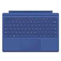 Microsoft mobile device keyboard: Surface Pro 4 Type Cover - Blauw, QWERTY
