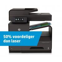 HP multifunctional: Officejet Pro X476dw MFP - Zwart, Cyaan, Magenta, Geel