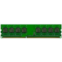 Mushkin RAM-geheugen: 1GB (1x1GB) DDR2 DIMM 240-pin LP 667MHz PC2-5300 1.8V 5-5-5-15, DELL compatible