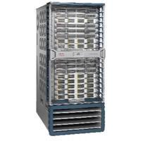 Cisco Nexus 7000 Series 18-Slot Chassis including Fan Trays, No Power Supply, RF netwerkchassis (Refurbished LG)