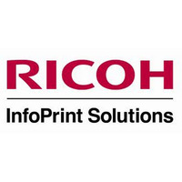 Ricoh cartridge: 4000 tonercartridge blauw 50.000 pagina's