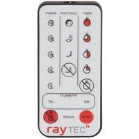 Raytec VAR-RC-V1, Power Adjust, Timer Function, 40 x 87 x 7.5 mm, 8m Operation Distance afstandsbediening - Grijs