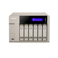 QNAP NAS: TVS-663 - Goud