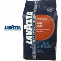 Lavazza koffie: Espresso Super Crema koffie bonen 6x1000 gram