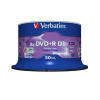 VERBATIM Lege DVD Computers & tablets - CONSUMABLES - Blu-Ray / HD-DVD - Lege DVD