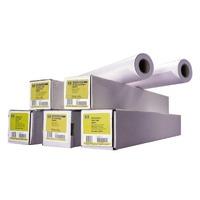 HP Polyester met papieren rug, 130 gr/m², 914 mm x 10 m Grootformaat media