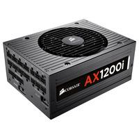 Corsair power supply unit: AX1200i - Zwart