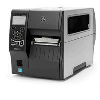 Zebra labelprinter: ZT410 - Grijs