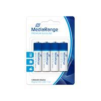 MediaRange batterij: MRBAT104 - Zwart, Blauw