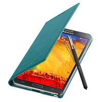 Samsung mobile phone case: Flip voor Galaxy Note 3, Blauw
