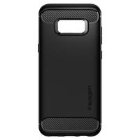 Spigen Rugged Armor Mobile phone case - Zwart