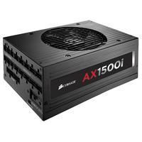 Corsair power supply unit: AX1500i - Zwart