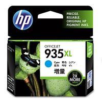 HP inktcartridge: 935XL Cyaan Originele Inkt Cartridge