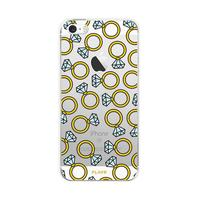 FLAVR Cover case for Apple iPhone 5/5s/SE, TPU, Multicoloure mobile phone case - Multi kleuren
