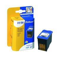 Pelikan Inktcartridge HP5550 3-kleuren