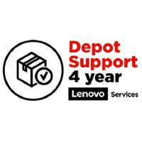 Lenovo garantie: 4Y Depot/CCI